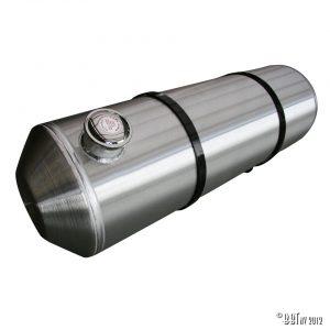 Tilllbehör Kaross Aluminiums Bränsletank, 40 liter