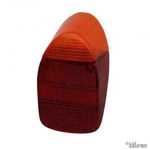 Bakljus Baklykta, europeisk, orange / röd / röd, styck [tag]