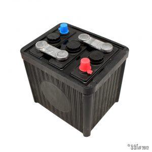 Batterier & Tillbehör Batteri 6V, 84 Ah, utan syra (L 224 x B 173 x H 220)