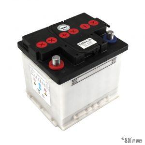 Batterier & Tillbehör Batteri, positiv pol vänster, Typ 2