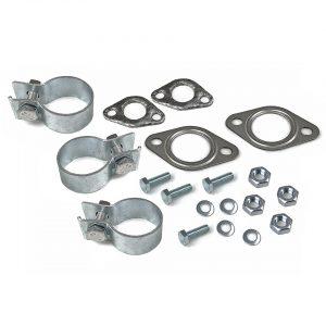 Tillbehör Avgassytem Avgasmonteringskit 25-30HP / Enkeltips [tag]