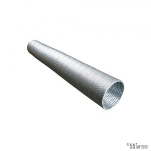 Värmekammare Aluminium värmeslang, [tag]