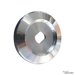Remskiva Aluminium 12V-generatorens yttre remskiva [tag]