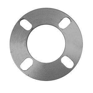 Spacers Distansering 4-hål, hjulavstånd, 1/4 tum (6 mm) bred, styck, Använd med original eller längre bultar
