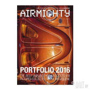 Böcker Air Mighty Portfolio 2016 [tag]