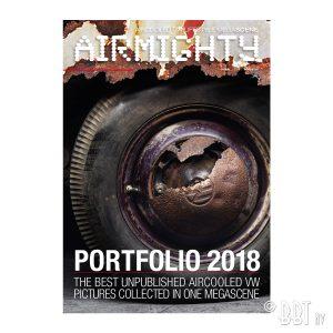 Böcker Air Mighty Portfolio 2018 [tag]