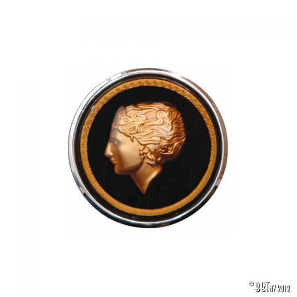 Ratt Golden Lady Skyltalknapp www.vwdelar.se